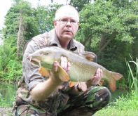 Previous Kennet PB, 10.15, July 2014