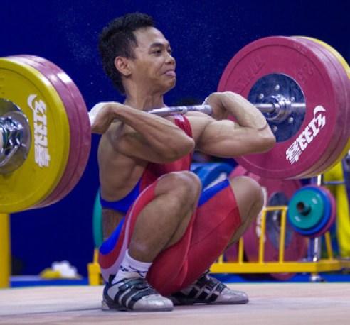 ATG squat