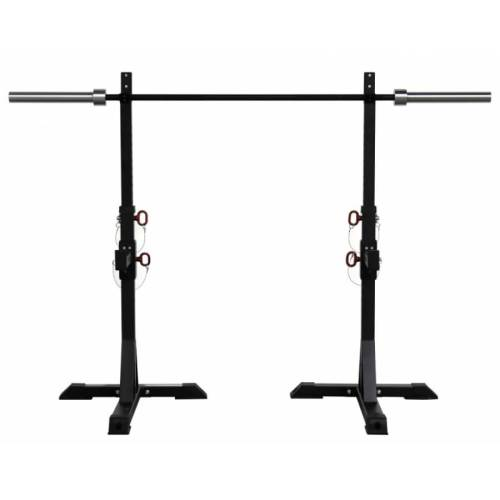 CFF Heavy Duty Squat Stands - 1000lbs