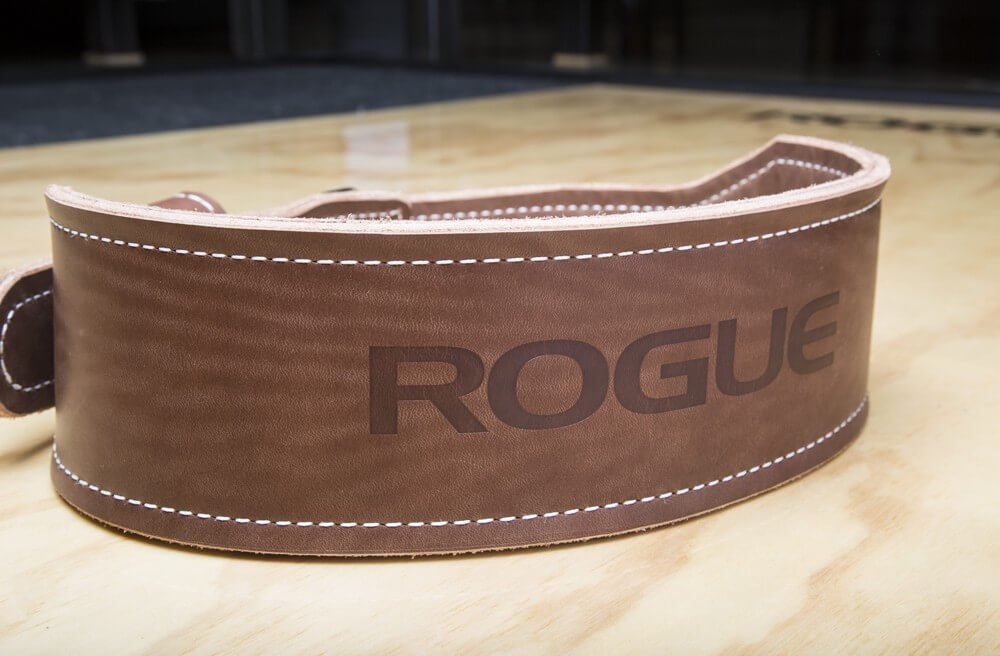 Rogue Oly lifting belt