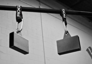 Rogue pinch grip blocks