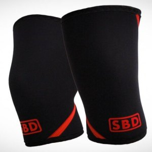 Best knee sleeves for squatting, the SBDs