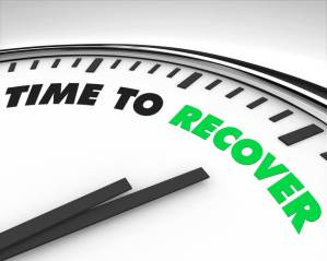time to recover before workout image