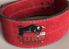 toro bravo power belt