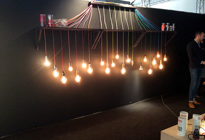 Lighting at Euroshop