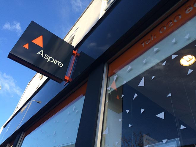 Aspire Estate agents in Balham