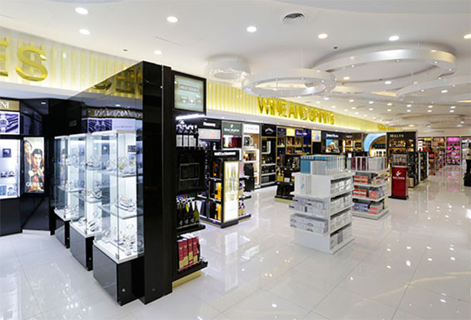 Duty free in the Philippines