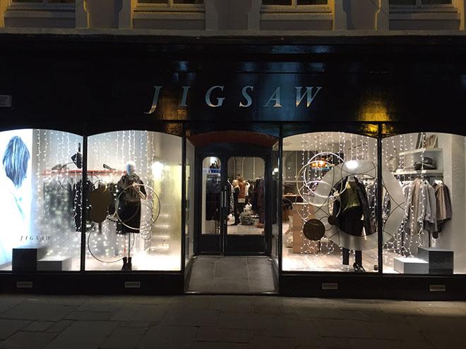 Jigsaw store opening in Shrewsbury