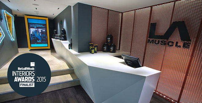 Barber to exhibit at the Retail Design Expo at Olympia