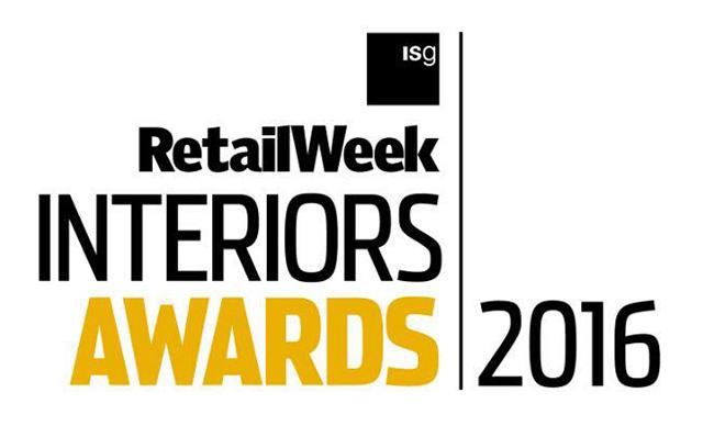 Retail week Interiors Awards 2016 logo