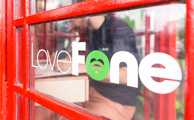 LoveFone repair shops