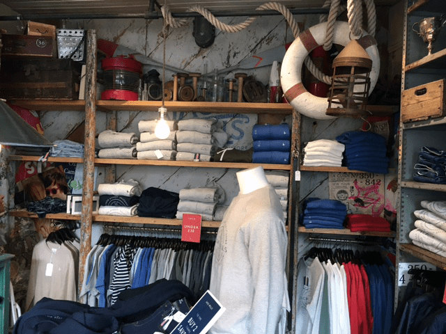 Jack Wills in Salcombe