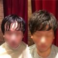 【必見】おでこが広いメンズの前髪はどうカット&セットしたらいいの?前髪が薄い、毛が細い男性のためのカット【現役BARBERがあなたを救う!おでこカバー技術/銀座/理容室】