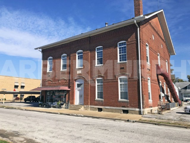 Exterior Image of Apartment Building for Sale, Freeburg, IL