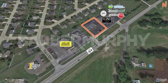 Site Map of 4017 IL Route 159, Smithton, IL 62285