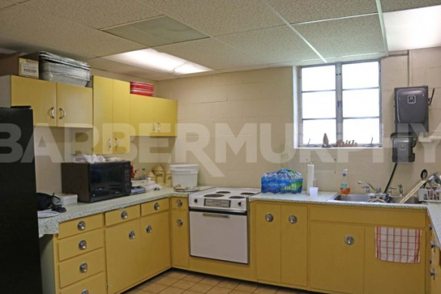 Image of Kitchen for Church for Sale, Kingdom Life Christian Ministries, 2901 West Main St, Belleville, Illinois 62226