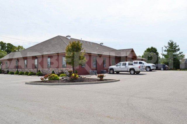 Exterior Image of Class A Office Building for Sale, owner user opportunity