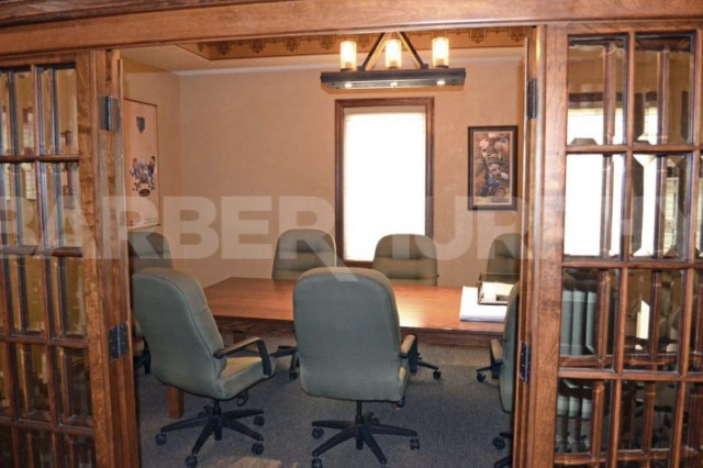 Interior Image of R.W. Builders Conference Room