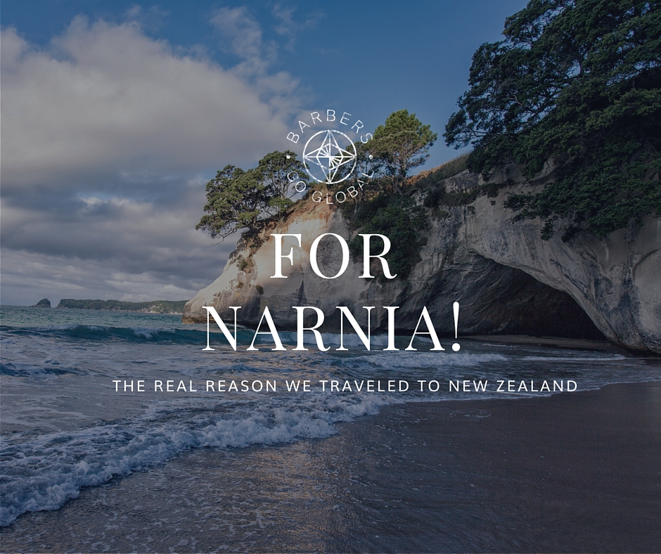 For Narnia The Real Reason We Traveled To New Zealand