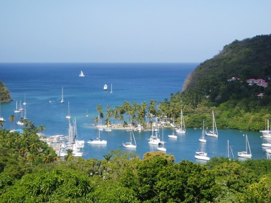 St. Lucia Boats