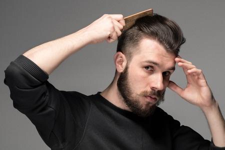 Mittellange haare frisuren herren
