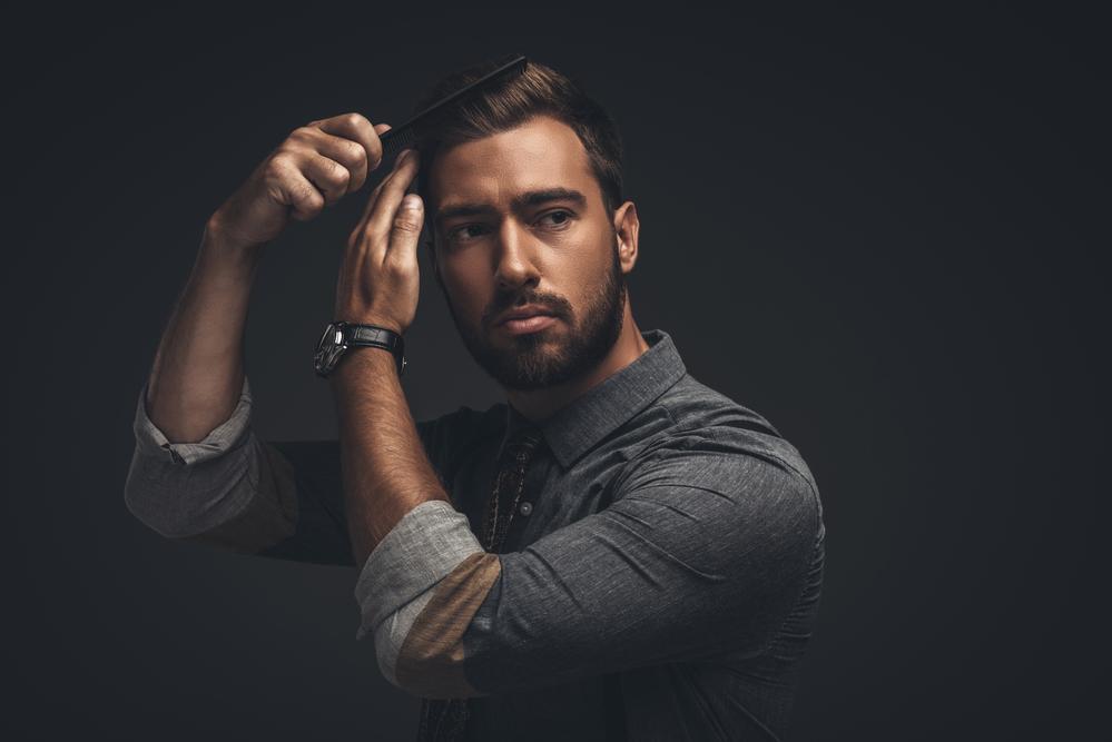 Die 7 Haufigsten Hairstylingfehler Die Manner Begehen