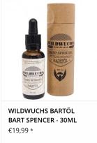 Wildwuchs Bartöl-Shop