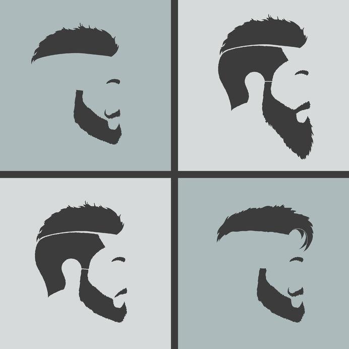 Diese Trend Frisuren Passen Perfekt Zu Einem Vollbart Barber Trends