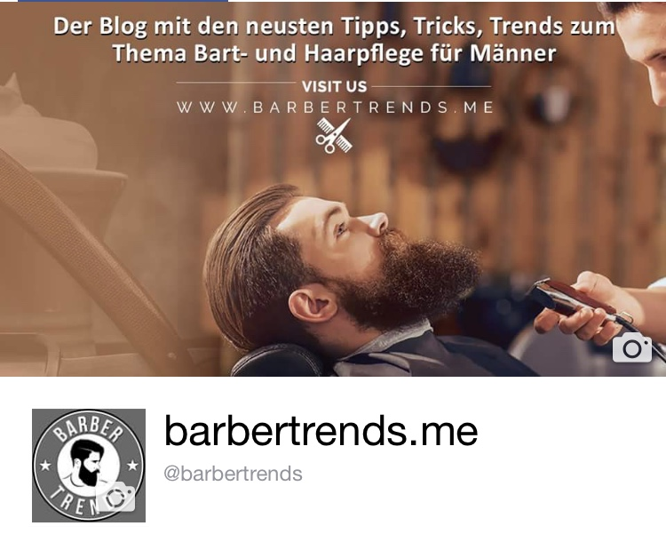 Facebook Barber Trends