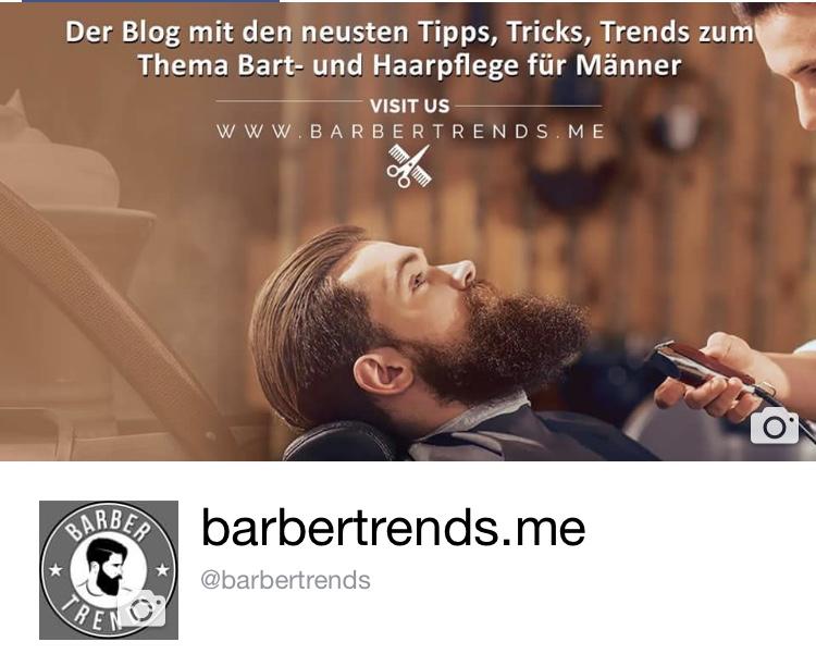 Facebook Barber Trends