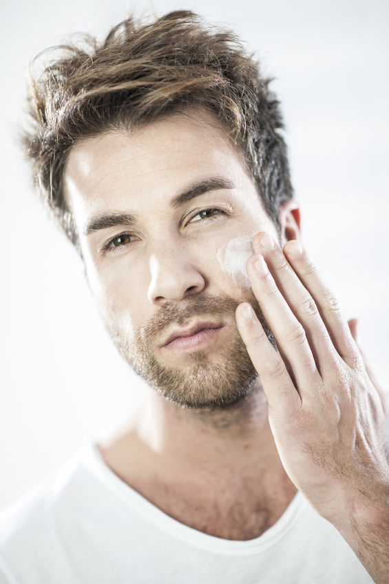 Hautpflege für Männer im Winter