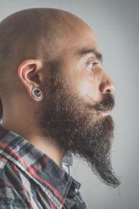 glatze bart