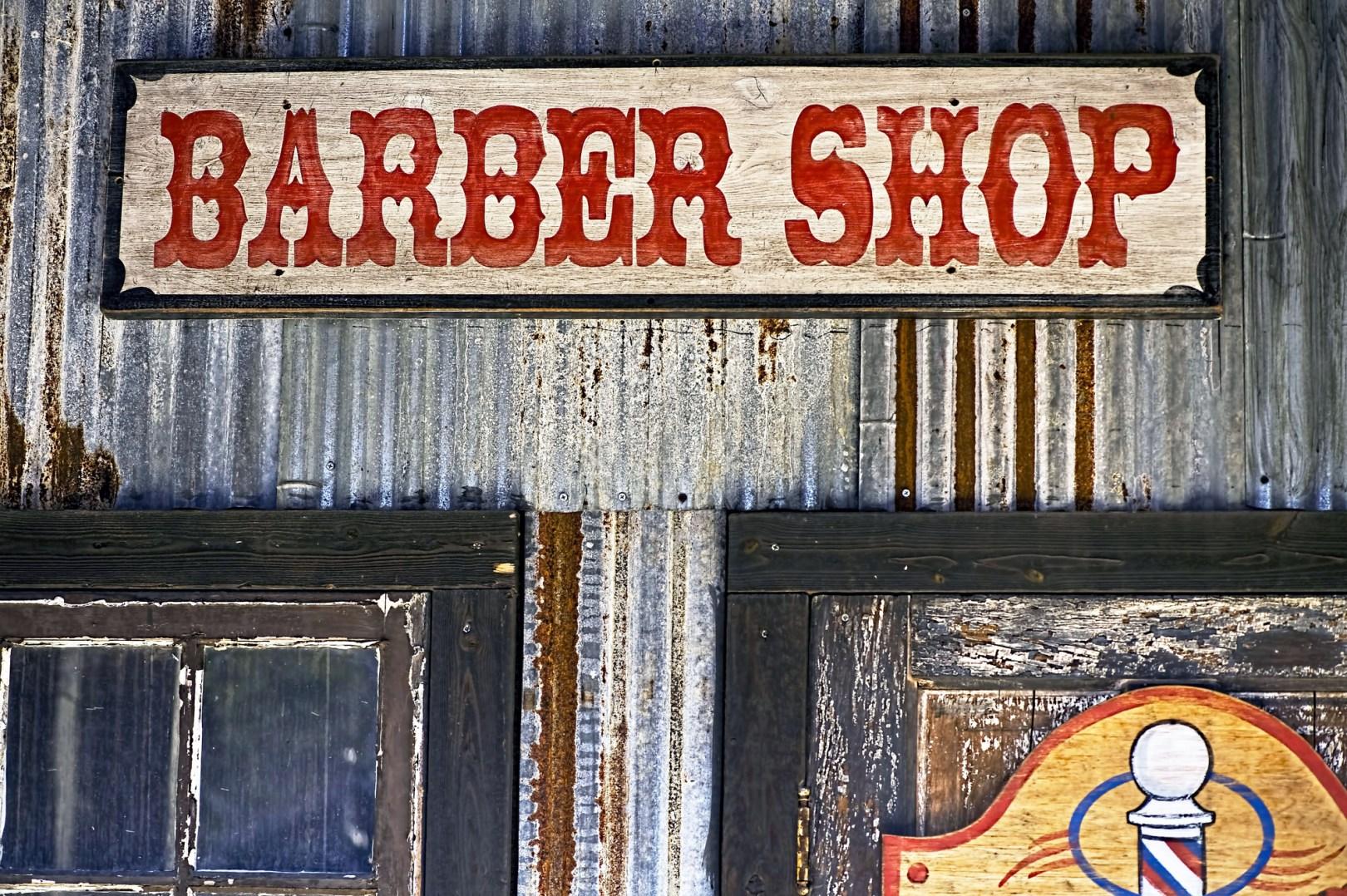 20 verrückte Barbershops!