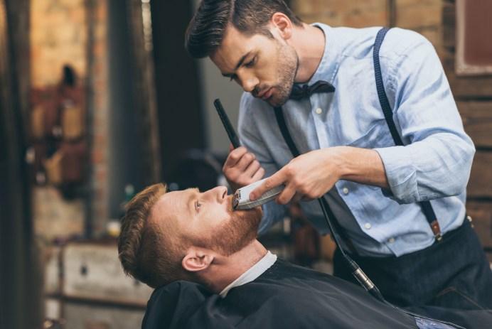 Anleitung zum Bart trimmeng