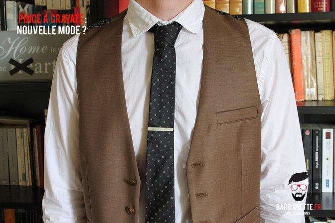 Pince à Cravate - Comment la porter ?