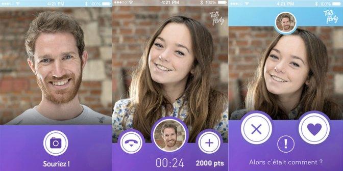 Tutti Flirty - La rencontre virtuelle qui se veut réelle