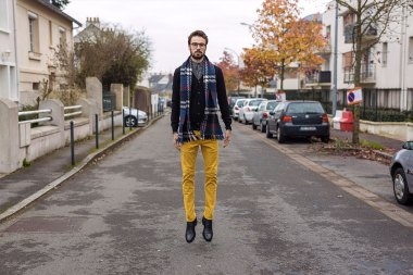 Mode Homme Look 2 Georges Privé