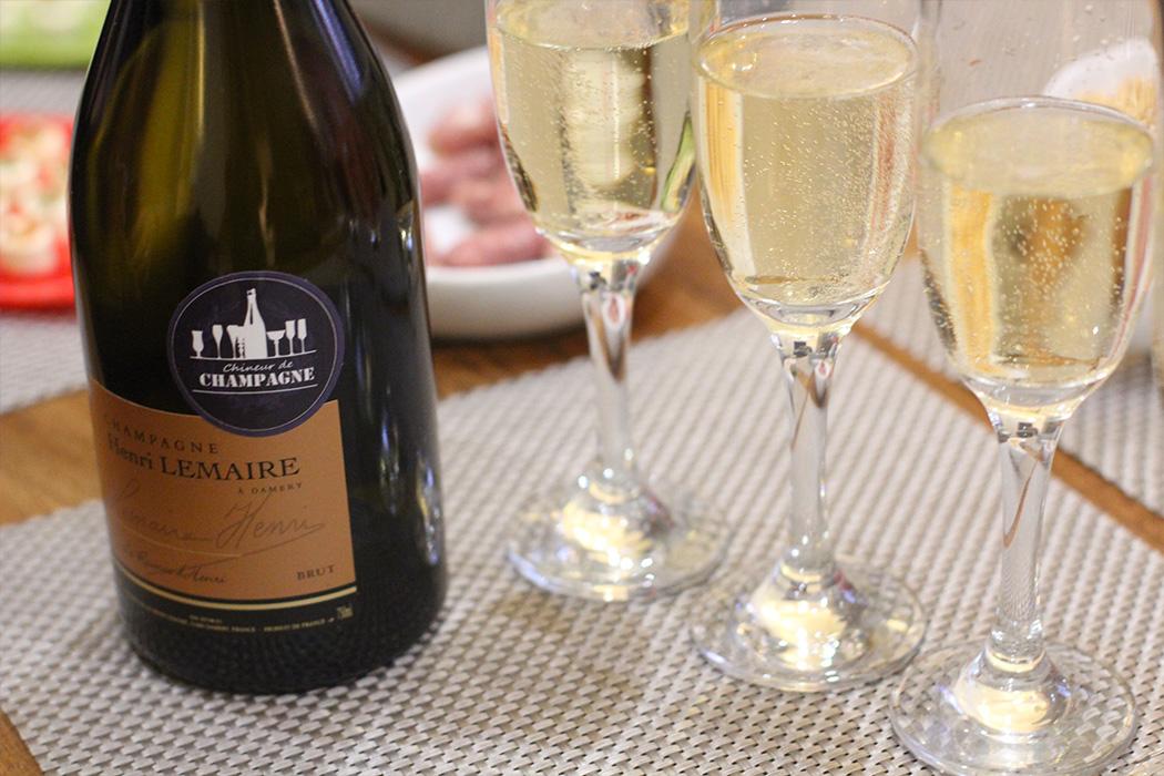 Champagne en abonnement