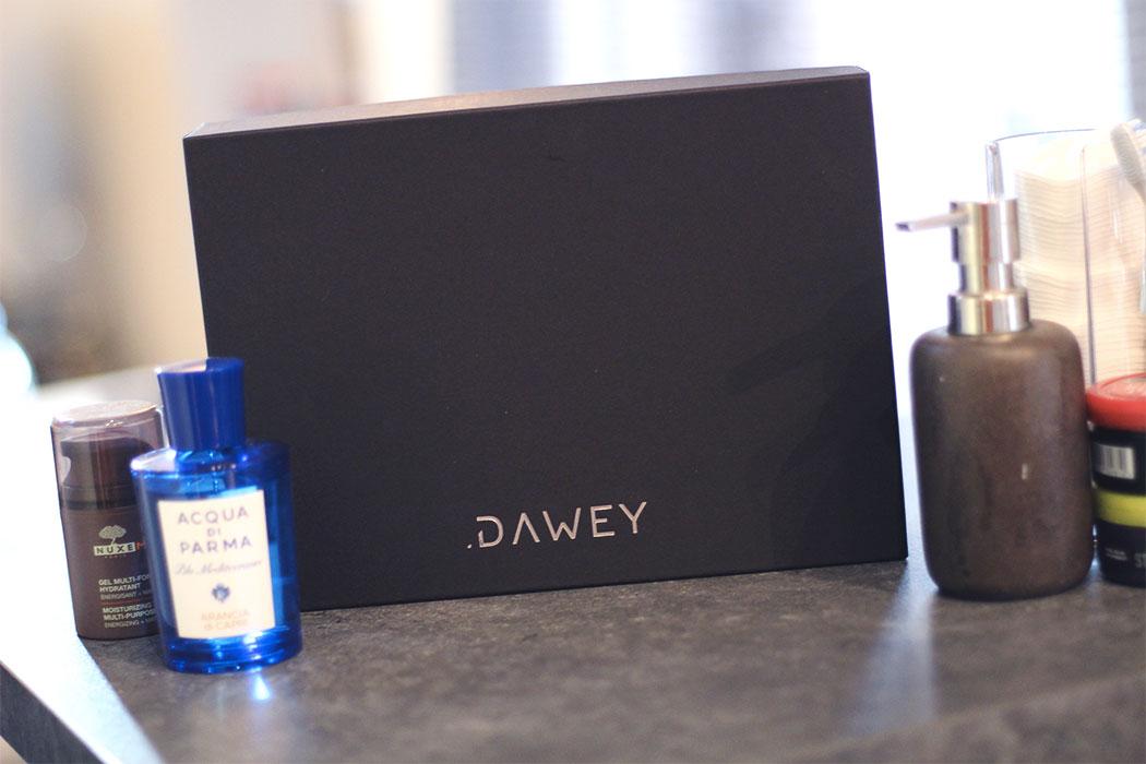 Dawey - Coffret Rasage