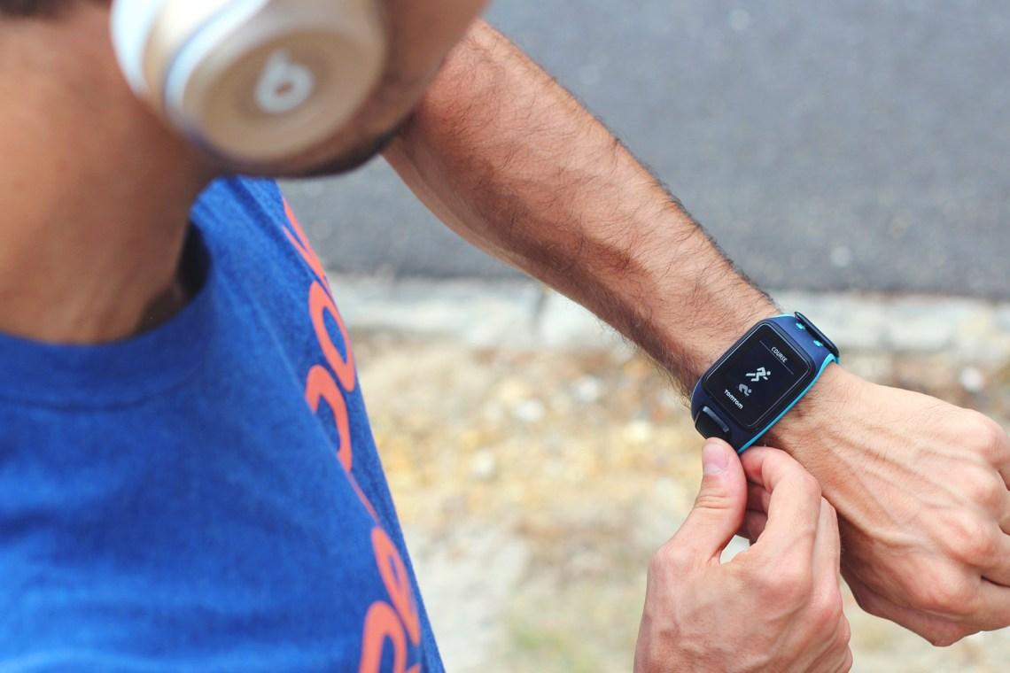 TomTom Runner 2 GPS Cardio
