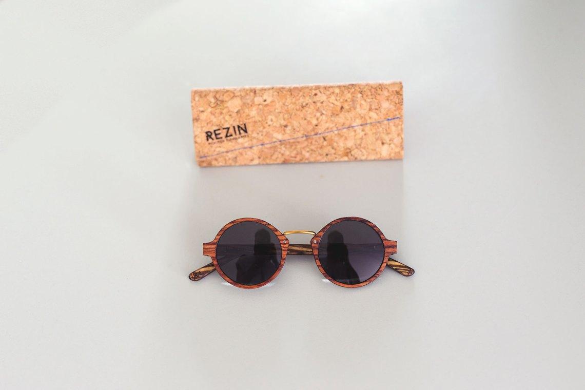 Rezin créateur Français de lunettes