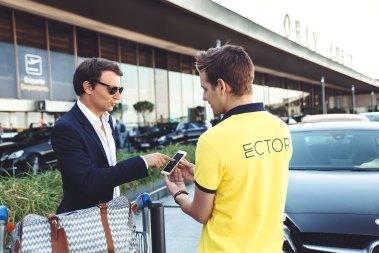 Ector voiturier parking