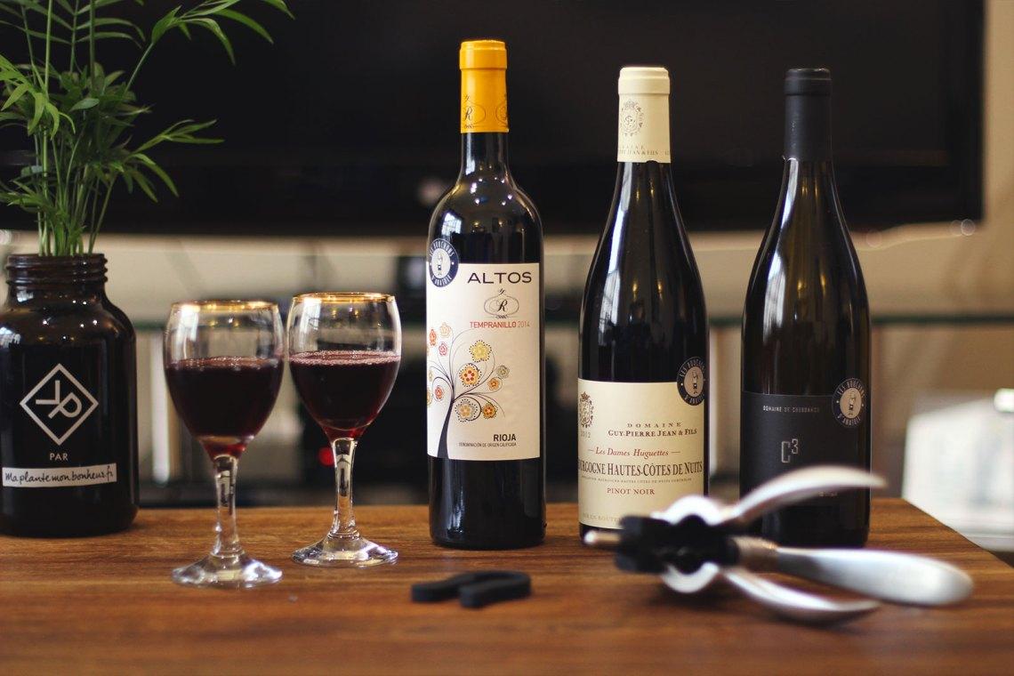 Bouchon d'Anatole - Box Vin