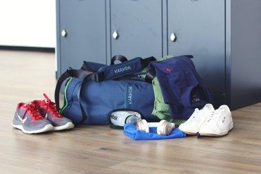 sac sport compartimenté