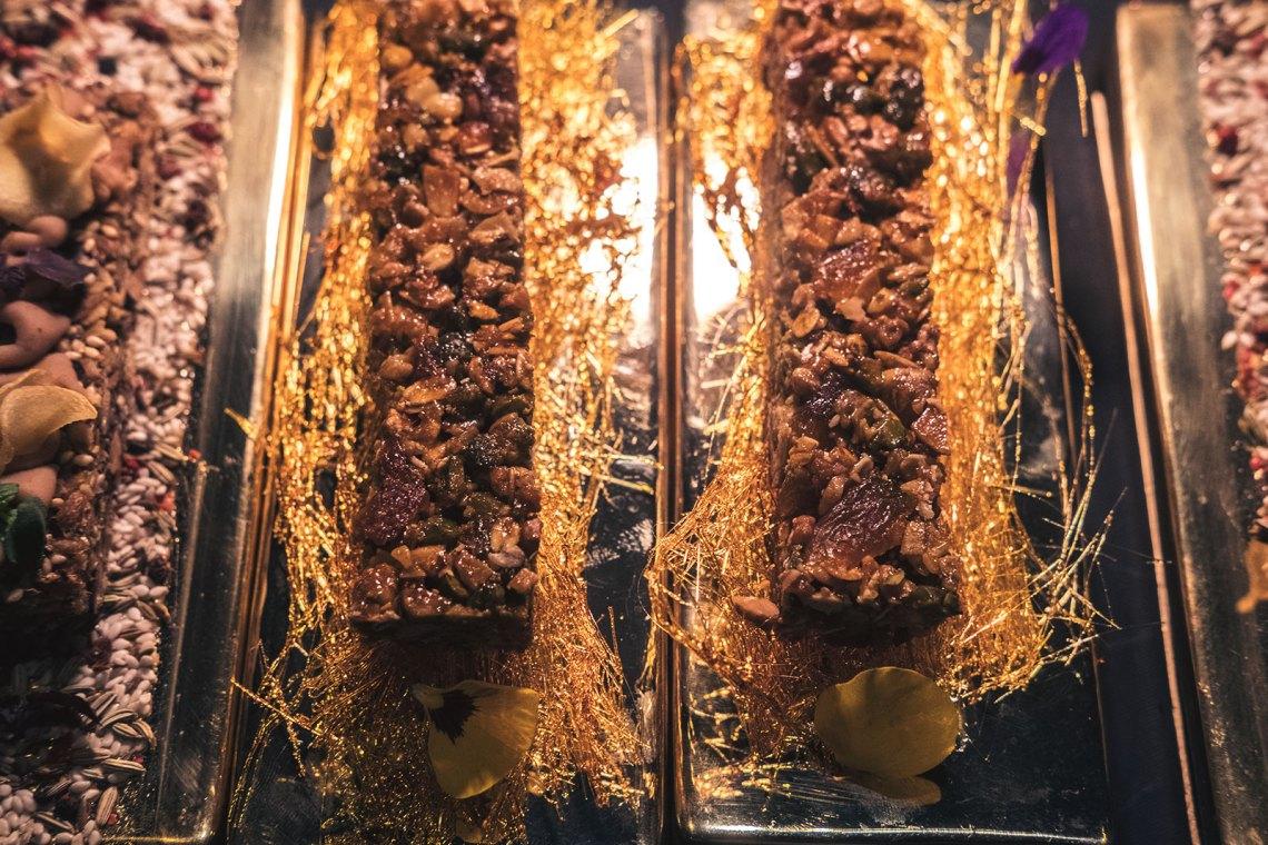 Barres de céréales Rémy Bererd Hôtel Roch
