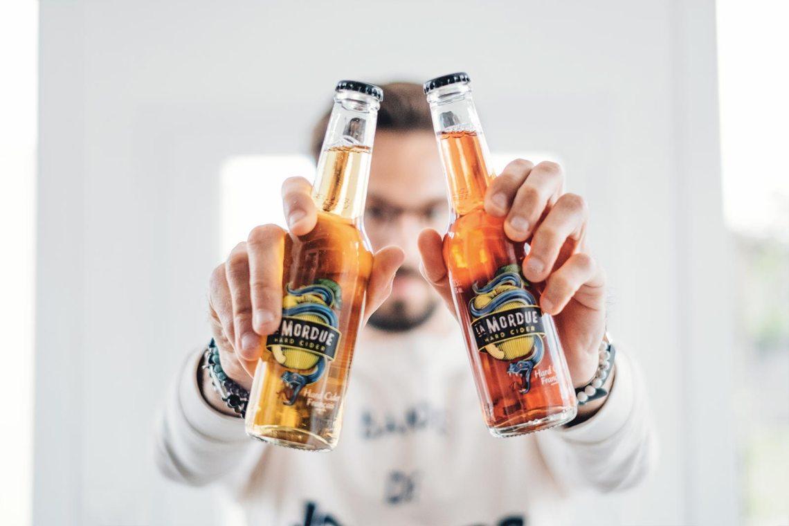 La Mordue Hardcider Cidre Bière