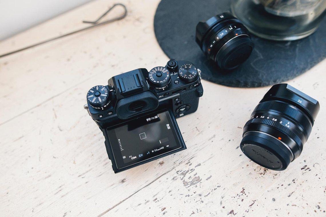 appareil photo fujifilm xt2