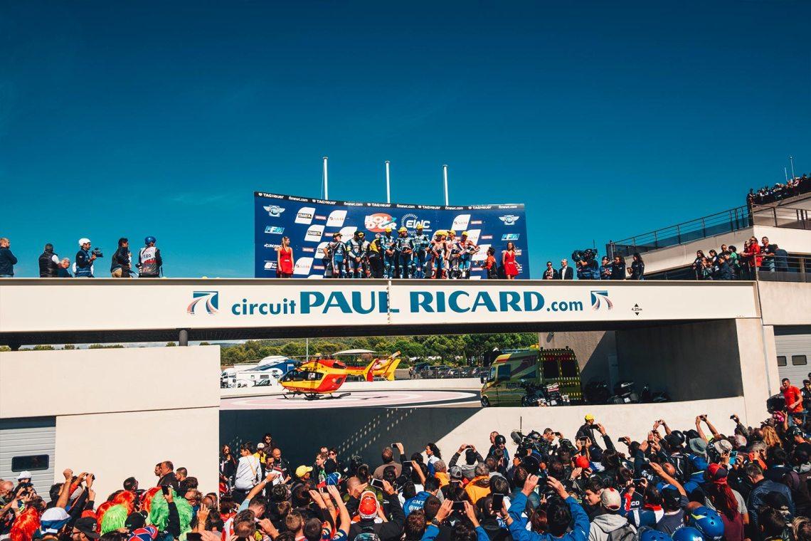 circuit paul ricard Bol d'Or 2017