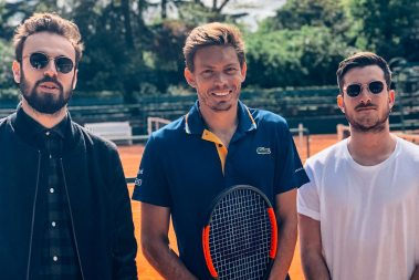Jaguar racing - Nicolas Mahut Tennis