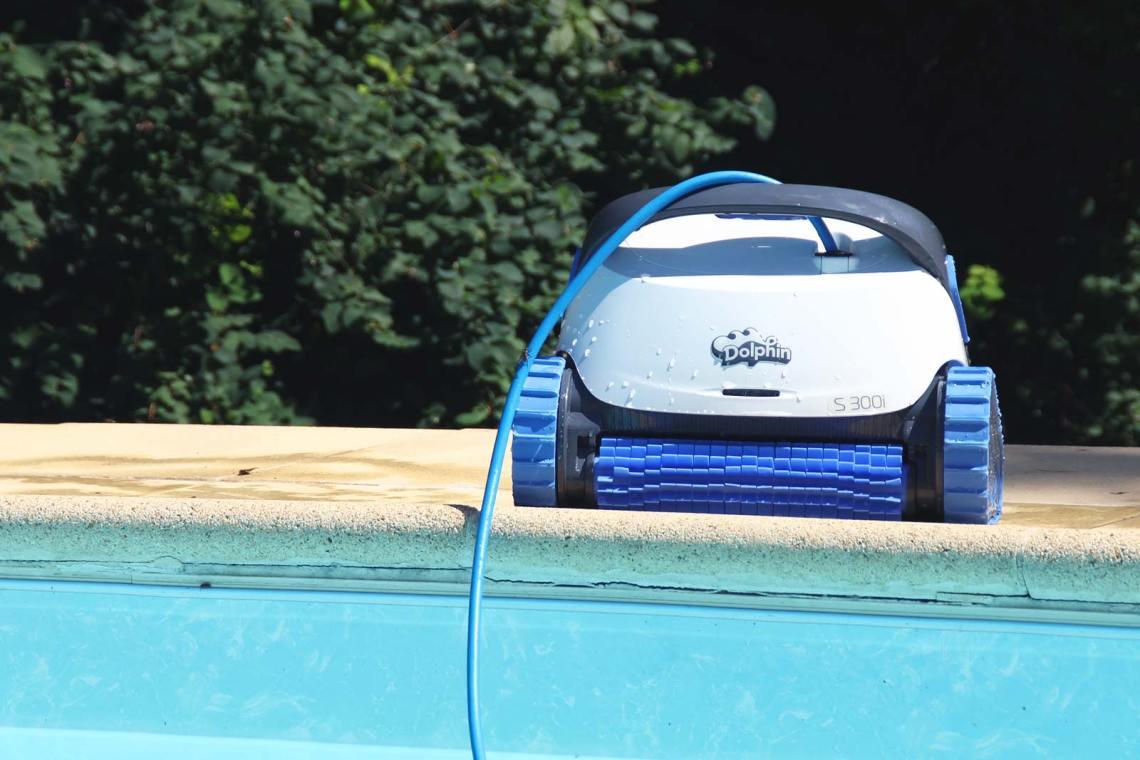Robot électrique Dolphin